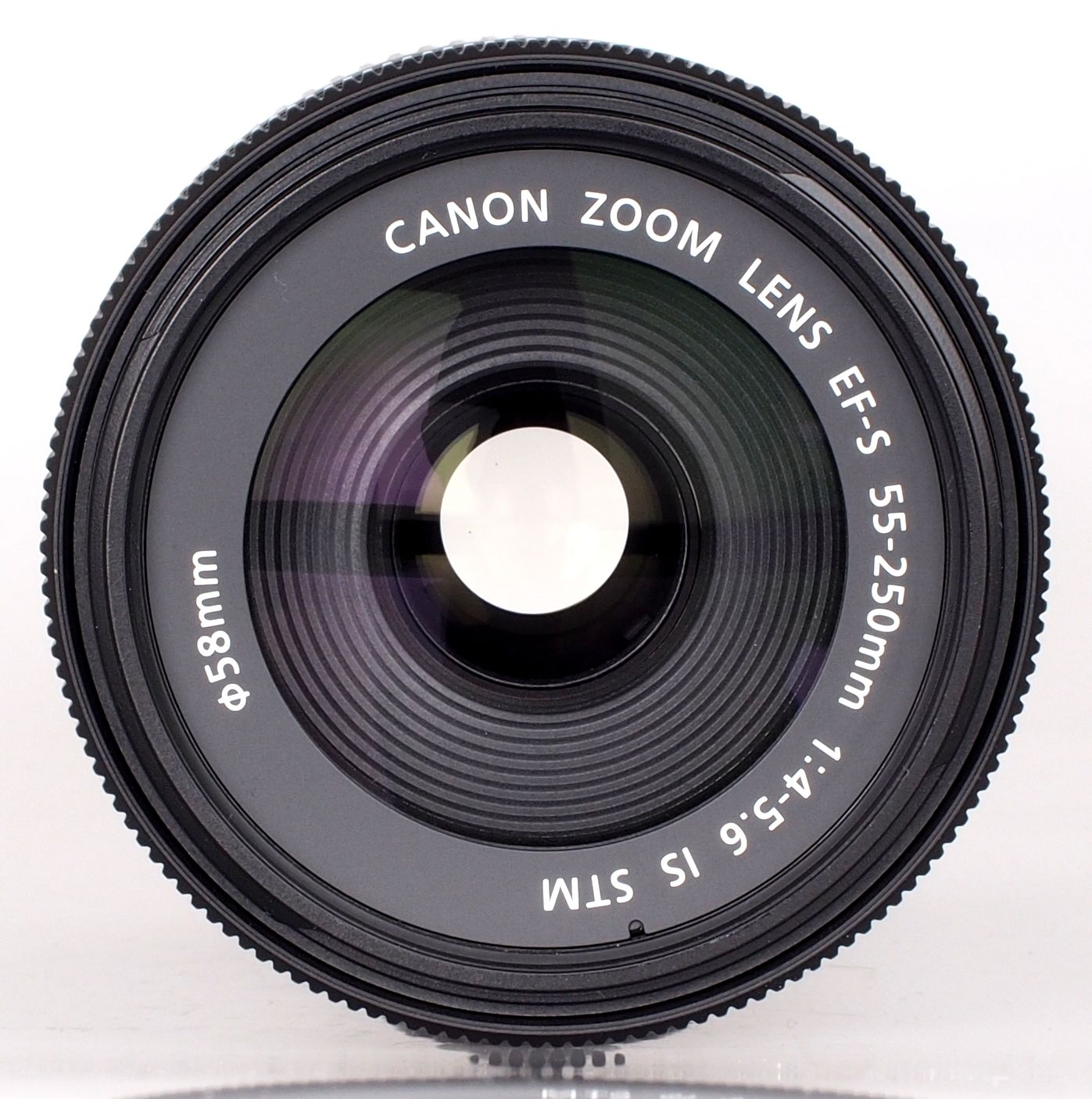Canon EF-S 55-250mm f/4-5.6 IS STM Telephoto Zoom Lens ...